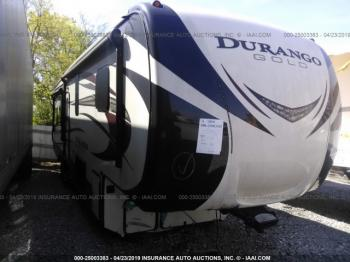 Salvage Durabody 5th Wheel